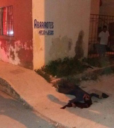 NOCHE VIOLENTA EN DESTINOS TURÍSTICOS DE QR: Con 22 casos, termina julio como el mes con más ejecutados de Cancún; en Playa, balean a una persona