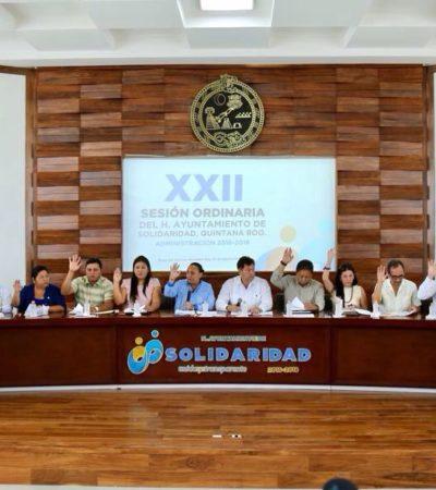 Aprueba Cabildo ratificación del Programa de Promoción de Salud en Solidaridad