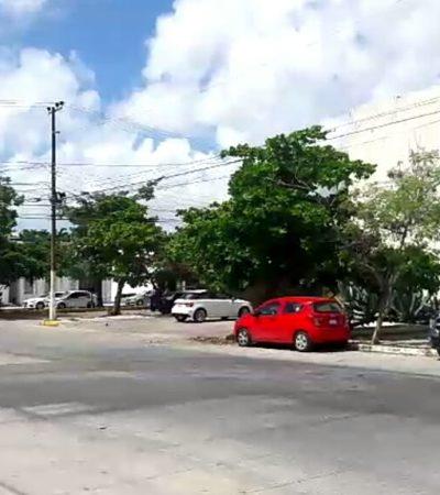 Reportan presunto cuerpo putrefacto en vivienda en Cancún