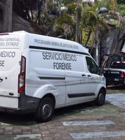 PRIMER EJECUTADO DE AGOSTO EN CANCÚN: Matan a una persona en la colonia 'El Milagro'; suman 98 casos en el año