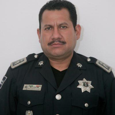 Nombran a nuevo titular de la Policía Turística en Cancún