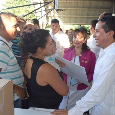 Espera Gobernador se sume Fonatur a los proyectos para resolver problemas de infraestructura turística en Holbox