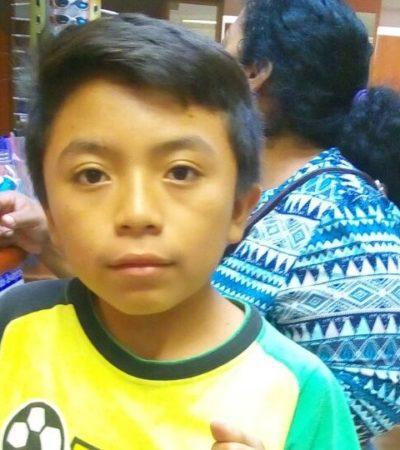 VESTIDO Y ALBOROTADO | JACINTO YA NO VIAJA A ESPAÑA: Diferencias entre el padre del niño diputado de Xcabil y los organizadores del viaje frustran el sueño de ir a Europa