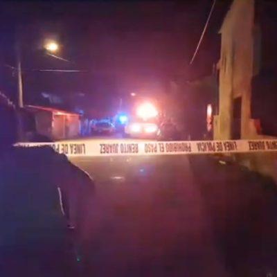 DOBLE INTENTO DE EJECUCIÓN EN CANCÚN: Reportan 2 hombres heridos tras ataque a balazos en la Región 103 de Cancún