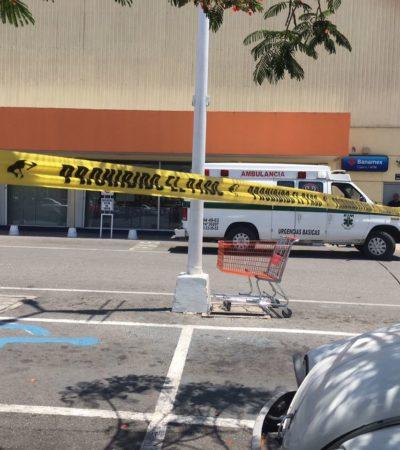 ASALTO A MANO ARMADA EN BANCO DE LA PORTILLO: Amagan empistolados a empleados y clientes y escapan con dinero en efectivo