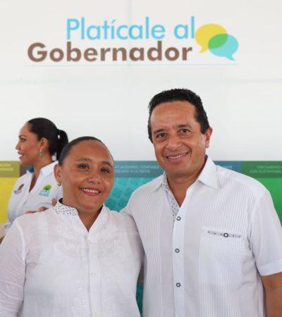 A través del ISSSTE, dará Cristina Torres seguridad social a trabajadores del Ayuntamiento de Solidaridad