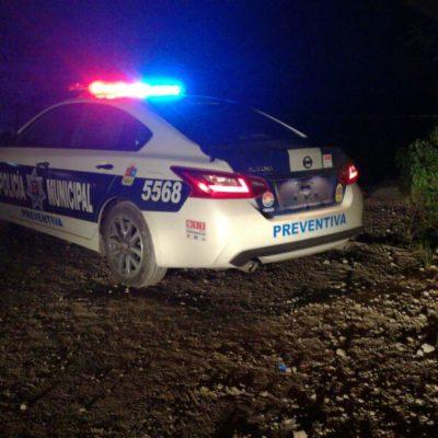 TORTURADO, EJECUTADO Y CALCINADO: Encuentran cadáver encintado en la Región 523 de Cancún; suman 106 casos en el año