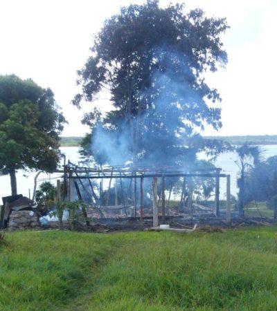 OTRO BROTE DE VIOLENCIA POR TIERRAS: Dos heridos y 14 detenidos tras un presunto intento de invasión de un predio en Bacalar