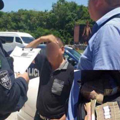 Continúa investigación de detenidos con dinero en efectivo