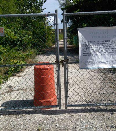 PIDEN REABRIR EXPEDIENTE: Acusan que por corrupción en PGR, nunca prosperó demanda por cierre de carretera en Punta Sam