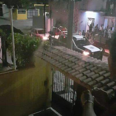 ASESINATO PASIONAL EN LA COLOSIO: Presunto pleito de pareja termina con la muerte violenta de una mujer en Playa