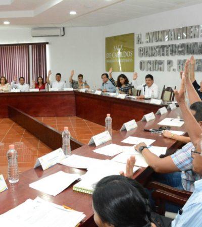 Cede Cabildo de OPB a Sesa terreno e infraestructura de un Centro de Salud en el Fraccionamiento Las Américas de Chetumal