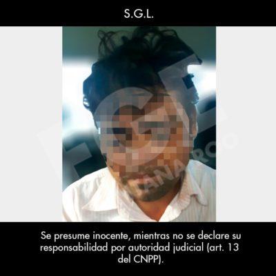 HUNDEN AL PADRASTRO ASESINO: Vinculan a proceso a hombre acusado de violación y feminicidio de su hijastra en Playa del Carmen