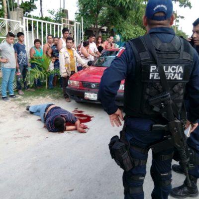 Liberan a mujer que apuñaló a taxista el fin de semana en Cancún, denuncia hermana de la víctima