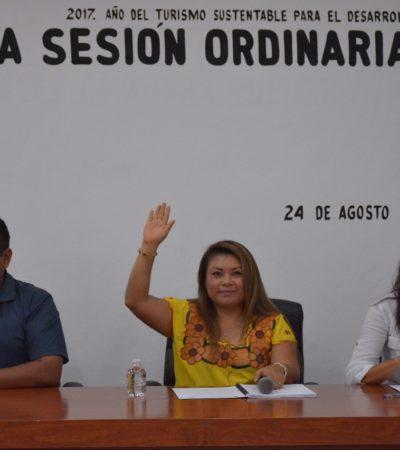 Presentará Romi Dzul su Primer Informe de Gobierno el 13 de septiembre