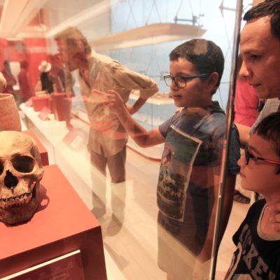 Abren exposiciones sobre mayas y mexicas en el Museo Maya de Cancún