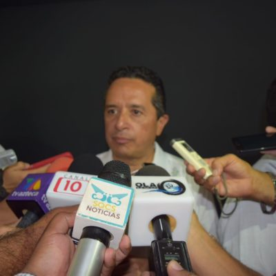 Confirma Carlos Joaquín irregularidades en Punta Brava en Puerto Morelos; ampliarían demandas contra Borge, advierte