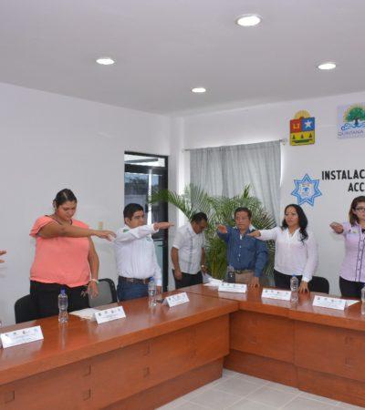 Toma protesta Comité municipal para la prevención de accidentes viales en Tulum