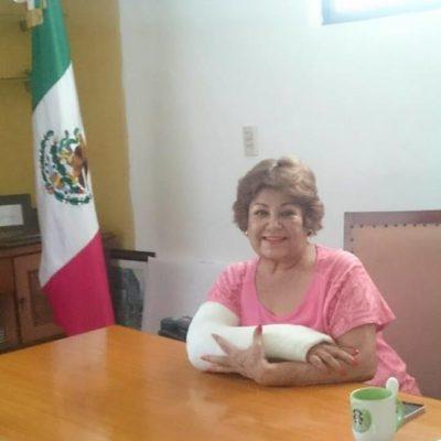 Renuncia representante de Quintana Roo en Yucatán