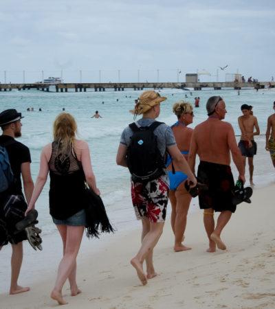 ALERTA DE VIAJE PARA TURISTAS DE EU EN QR: Por incremento de la violencia, incluye Departamento de Estado en 'warning' a Cancún, Cozumel Playa, Riviera Maya y Tulum