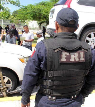 NIEGA ALCALDE 'CACERÍA DE BRUJAS' CONTRA UBER: Reconoce Remberto que están deteniendo unidades por coordinación con Sintra