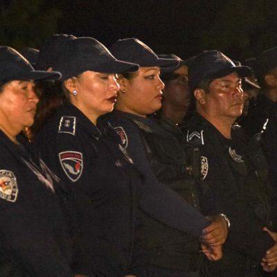 SEGUNDA OPORTUNIDAD A POLICÍAS: Reprograman a 100 agentes para volver a presentar examen de control y confianza