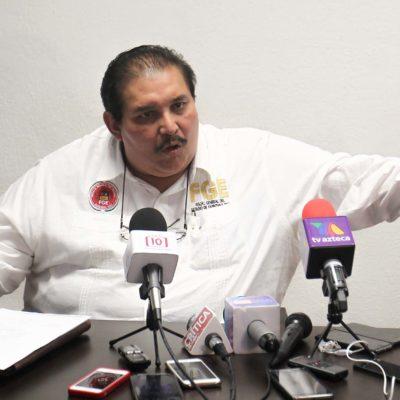NI DESAPARECIDO, NI 'RENUNCIADO': Fiscal reaparece y anticipa nuevas denuncias contra ex funcionarios