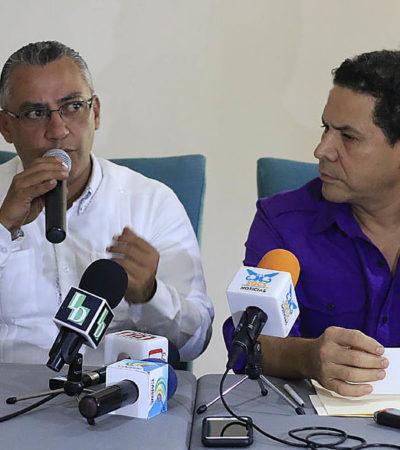 LANZAN EL ANZUELO: Se dice el PES dispuesto a formar alianza con cualquier partido político; Greg Sánchez y Mario Villanueva Tenorio, sus 'cartas fuertes'
