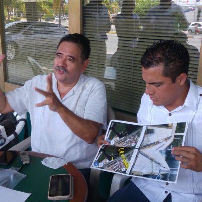 Construye marina sobre área de preservación y conservación, denuncia PRD