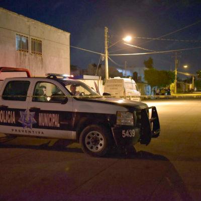 SIGUEN SUMANDO EJECUTADOS: Mueren en el hospital dos personas baleadas en la Región 103; van 105 casos en 2017 en Cancún