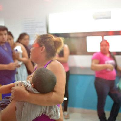 RAFAGUEAN DOMICILIO, HIEREN A NIÑO: Ataque en la colonia 'El Milagro' en Cancún le pega a inocente