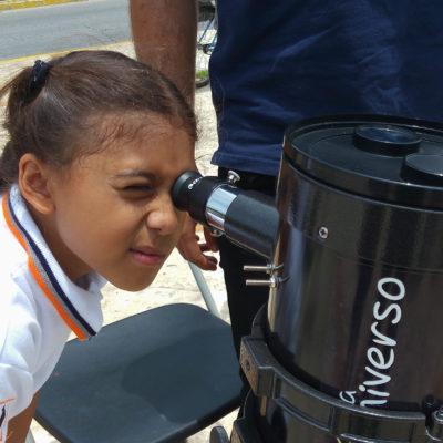 GALERIA   MAL TIEMPO ECLIPSA… AL ECLIPSE: Nublados y lluvias impidieron apreciar a plenitud el fenómeno astronómico en Quintana Roo
