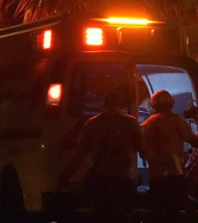 LLEGA A 115 LA CIFRA DE EJECUTADOS EN CANCÚN: Hallan durante la madrugada cuerpo de hombre atado de pies y manos a espaldas del Fraccionamiento Alejandría