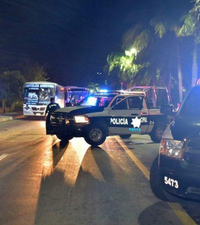 VERSIONES ENCONTRADAS POR REFRIEGA EN PUNTA CANCÚN: Bajo la lupa, balacera que quebró la fiesta en el corazón de la Zona Hotelera