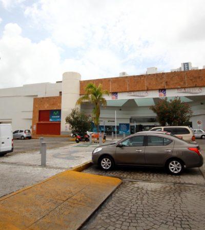 """""""ES UN TEMA ENTRE PRIVADOS"""": Se deslinda comuna de aumento en estacionamientos en Cancún"""