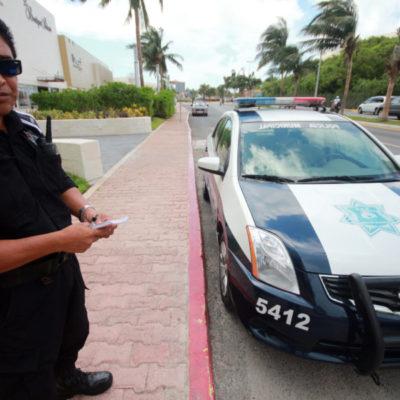 CANCÚN, EN LA TABLITA DE LA INSEGURIDAD: Sólo 35 patrullas para prevenir y evitar delitos de bajo y alto impacto tiene el principal destino turístico de México