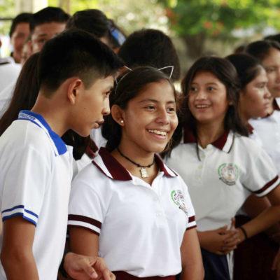 Dice diputada que aunque cuotas escolares no son obligatorias, quitarlas dejaría sin recursos económicos para mantenimiento de escuelas