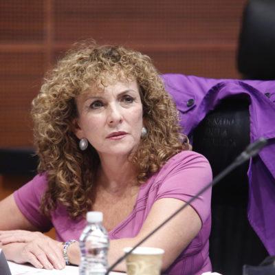 Rompeolas: Se queda 'Luzma' con las ganas de ser candidata de Morena a la gubernatura de Yucatán