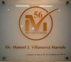 Trascienden detalles de licencia de Manuel Villanueva Marrufo como notario para desempeñarse como director del Registro Civil de Perla Tun