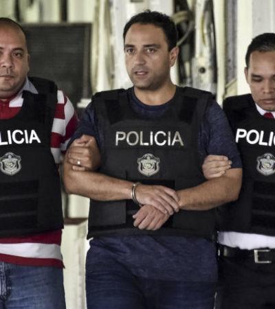 ¡TÓMALA!, ¡POR CHUECO!: Durante operativo, decomisan teléfono celular a Borge en la cárcel 'El Renacer'