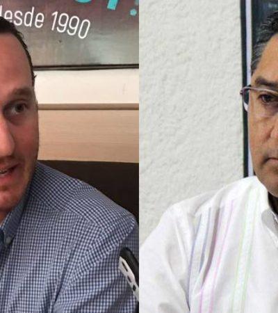 Rompeolas: Panistas entre 'Frank' López y Juan Vergara