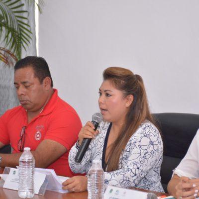 SE EVACUARÁ PUNTA ALLEN COMO MEDIDA PRECAUTORIA: Romi Dzul pide en Tulum informarse sobre tormenta por medios oficiales