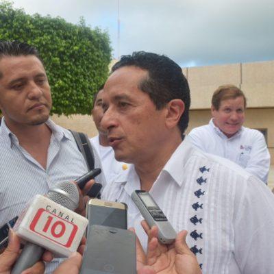 No hay desastres por 'Franklin': Carlos Joaquín