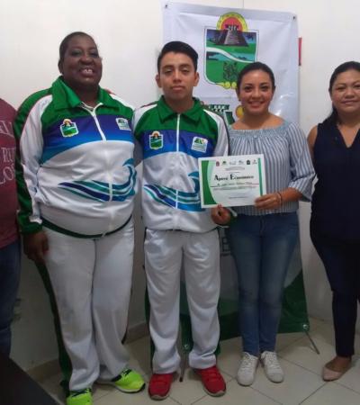 Joven talento de Tulum se incorporará a la Selección Nacional de Judo