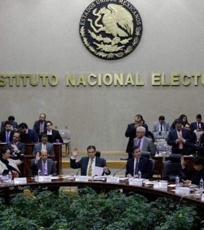 Analiza INE aumentar 60% presupuesto a partidos para el 2018