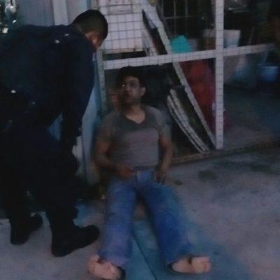 Se salvan presuntos ladrones de ser linchados en Cancún y en Chetumal