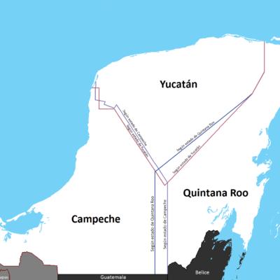 Denuncia Comité Prodefensa de Límites desinterés para recuperar tierras en disputa con Campeche