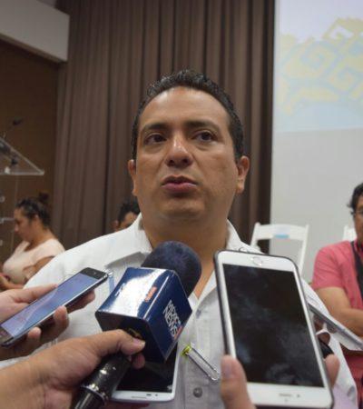 Ante licitación desierta, comprará Gobierno de manera directa 56 mil mochilas a un proveedor foráneo, avisa Oficialía Mayor