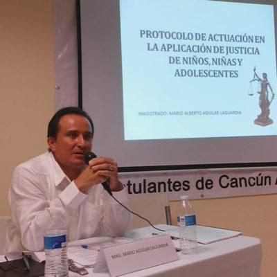 Interponen nueva solicitud de juicio político contra magistrado del TSJ, Mario Aguilar Laguardia