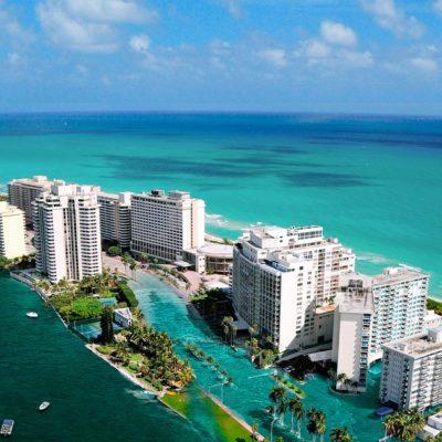 EN TODAS PARTES SE CUECEN HABAS: Hallan bacterias fecales en playa de Miami